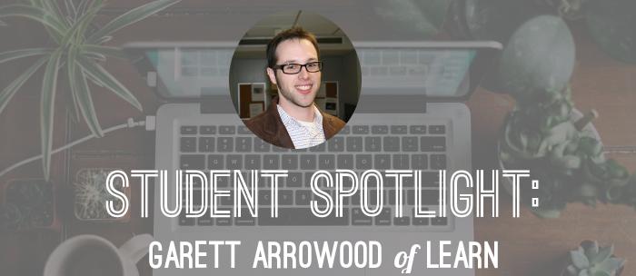 garrett-arrowood-student-spotlight-learn