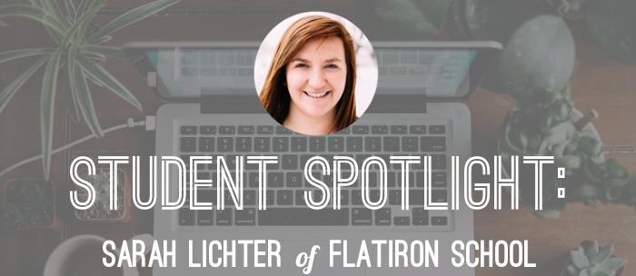 blog-spotlight-sarah-lichter-flatiron-school