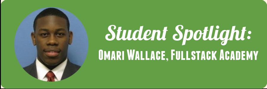 flatiron-school-student-spotlight-omari-wallace