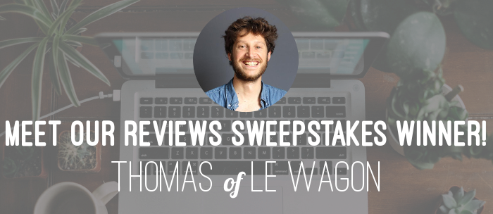 reviews-sweepstakes-winner-thomas-le-wagon