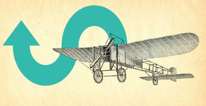 vintage-airplane-arrow-drawing-example-of-UI-design