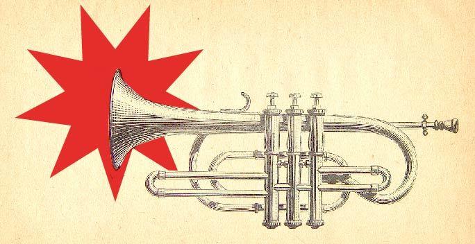 vintage-trumpet-drawing-explosion-sound