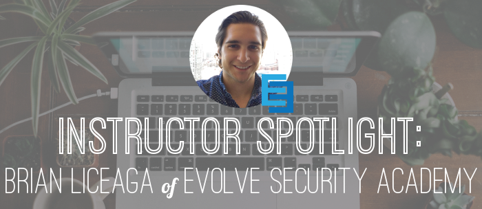 evolve-security-instructor-spotlight