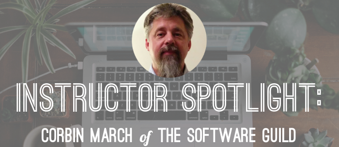 corbin-march-software-guild-instructor-spotlight