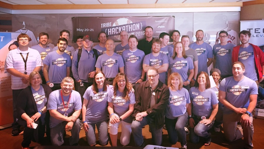tech-elevator-students-at-progressive-hackathon-cleveland