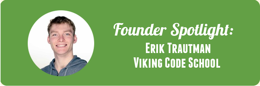 founder-20spotlight-20erik-20trautman