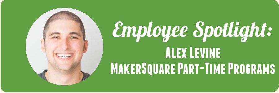 alex-makersquare-employee-spotlight