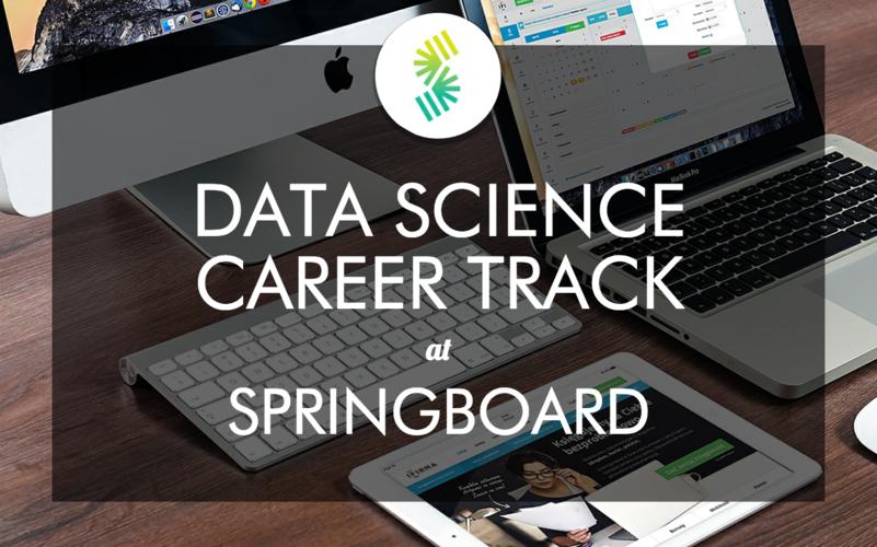 springboard-data-science-career-track-curriculum-spotlight