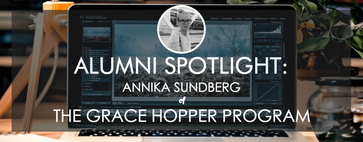 grace-hopper-program-alumni-spotlight-annika-sundberg