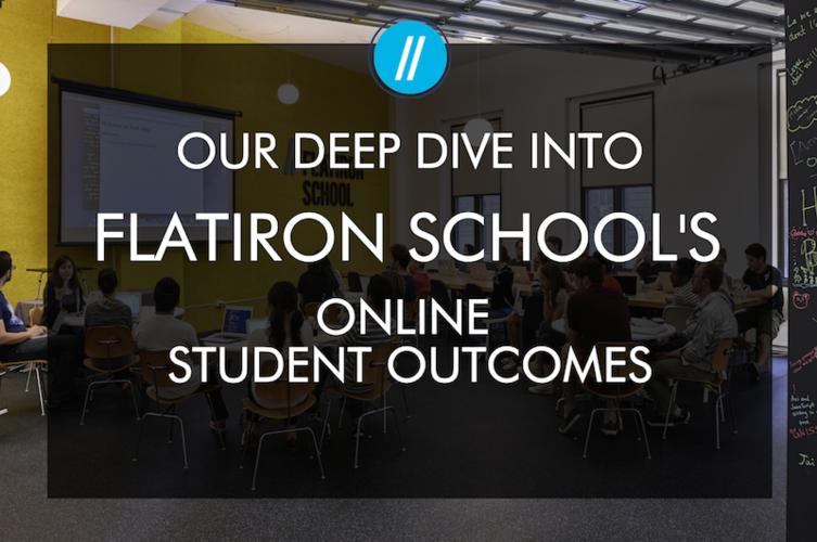 flatiron-school-online-student-outcomes-report