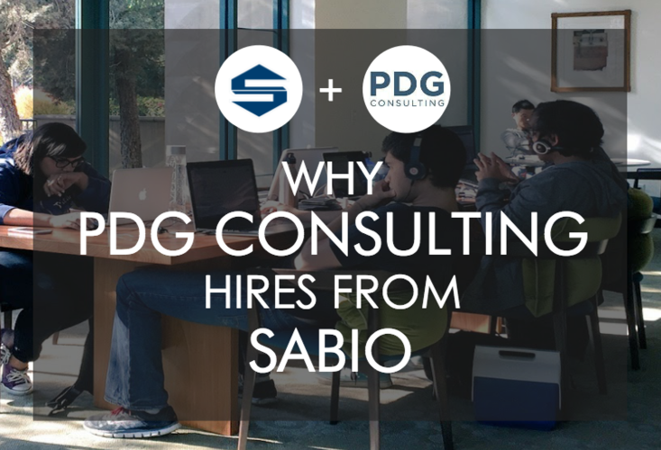 why-pdg-consulting-hires-from-sabio