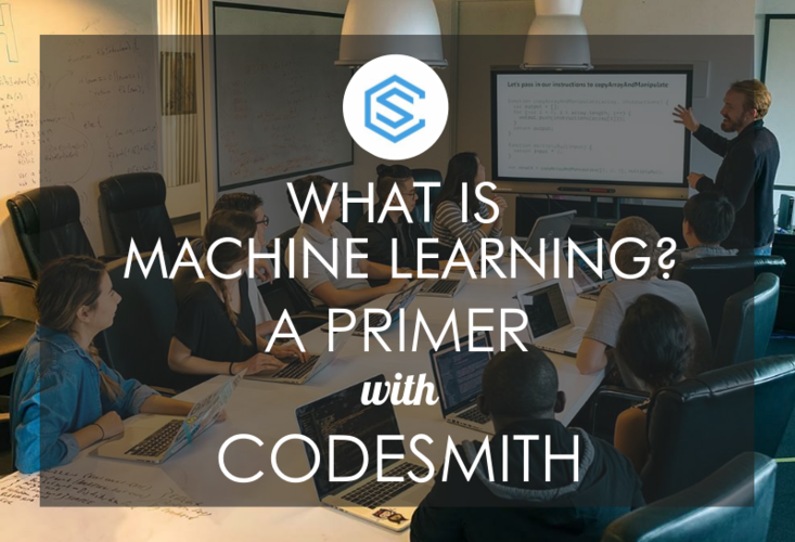 machine-learning-bootcamp-codesmith