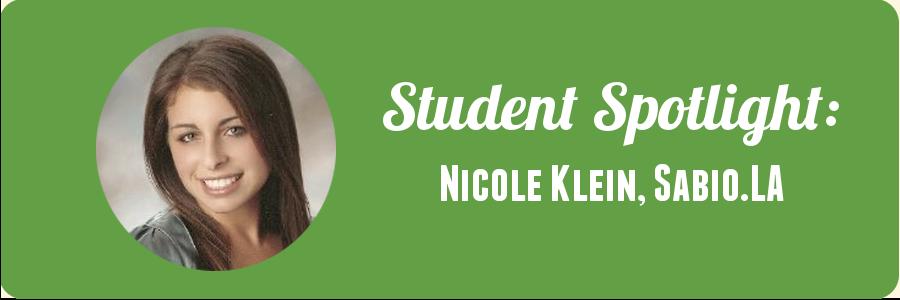 nicole-sabio-student-spotlight