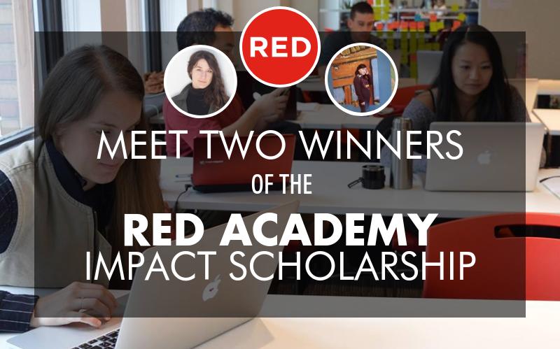 red-academy-impact-scholarship-winners
