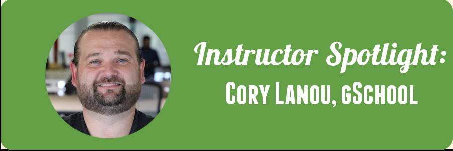 cory-gschool-instructor-spotlight
