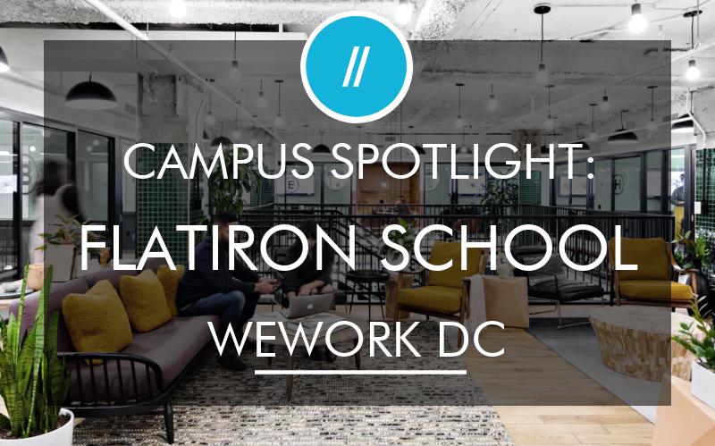 flatiron-school-washington-dc-campus-spotlight