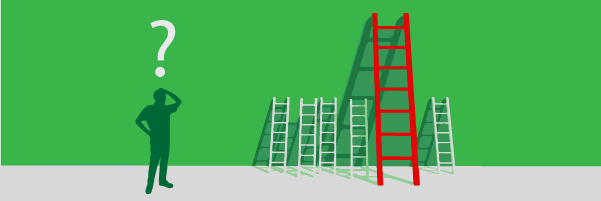different-ladders