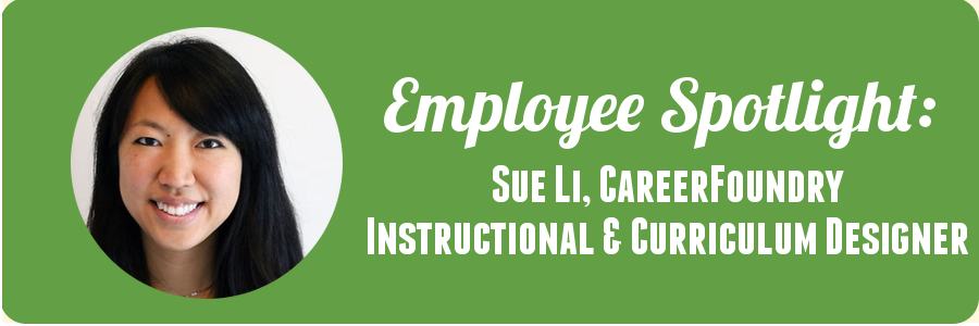 sue-careerfoundry-employee-spotlight