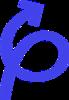 Pursuit logo purple copy