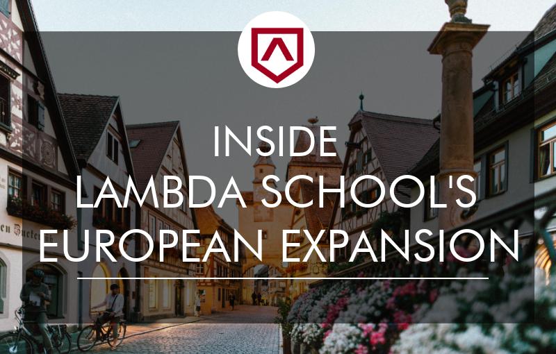Lambda School Europe Income Sharing Agreement