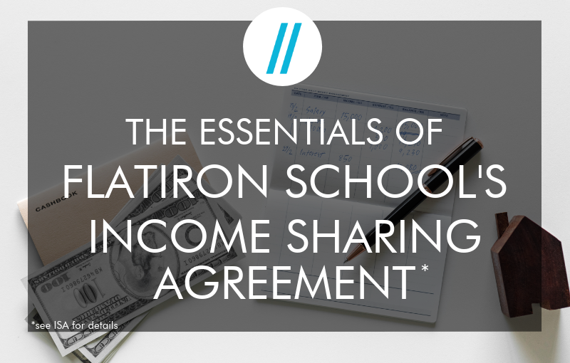 flatiron-school-income-share-agreement