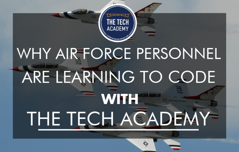 air-force-airmen-learning-to-code-at-the-tech-academy