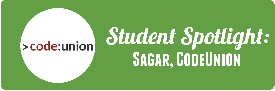 student-spotlight-sagar-codeunion