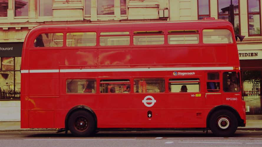 London bus object oriented programming spice girls