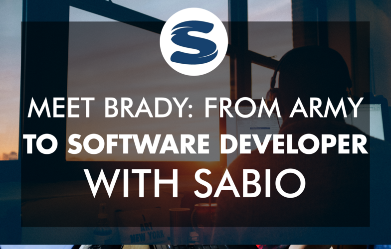 Meet Brady: From Army to Software Developer with Sabio