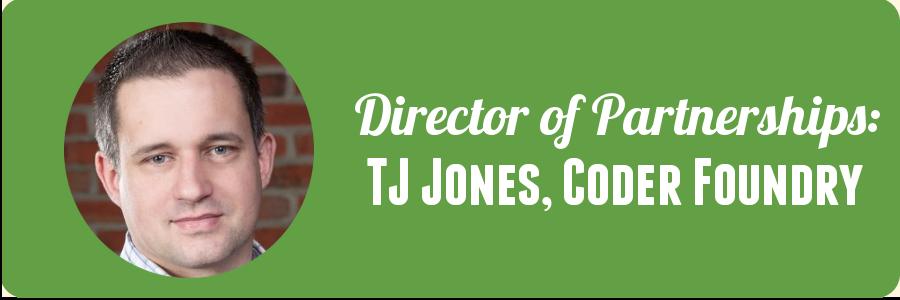 tj-jones-director-of-partnerships-coder-foundry-spotlight