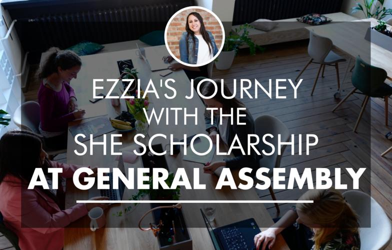 ezzia general assembly she scholarship