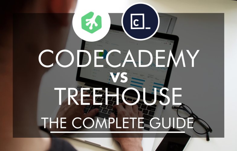 codecademy vs treehouse comparison