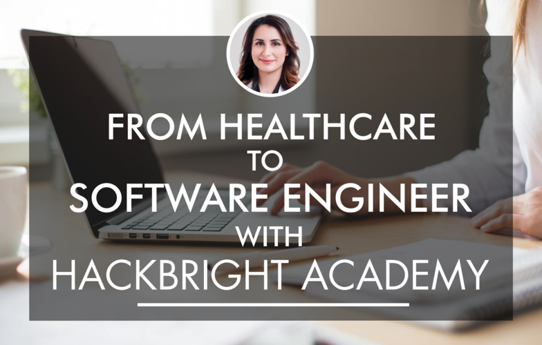 From Healthcare to Software Engineer with Hackbright Academy Alumni Reyna Diaz