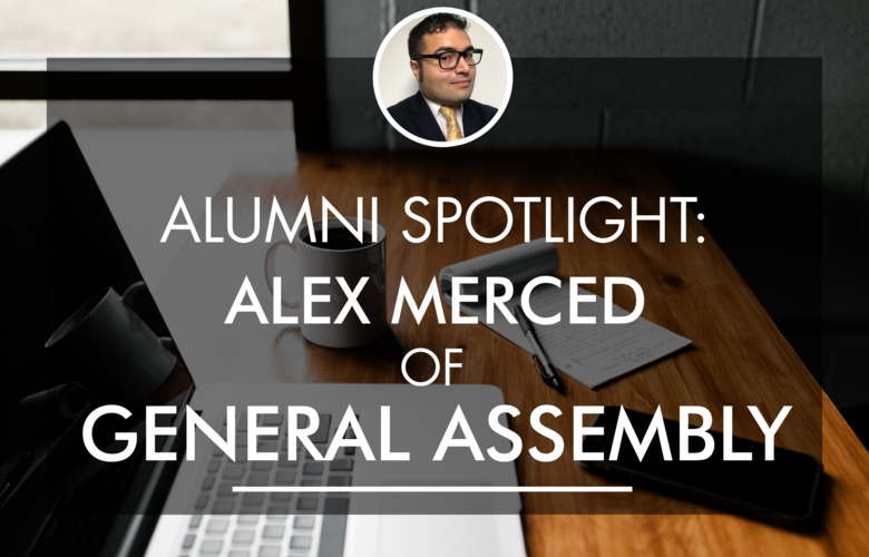 Alumni Spotlight: Alex Merced of General Assembly