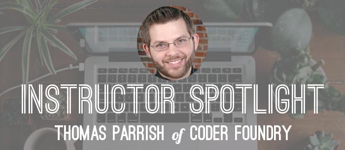 instructor-spotlight-thomas-coder-foundry