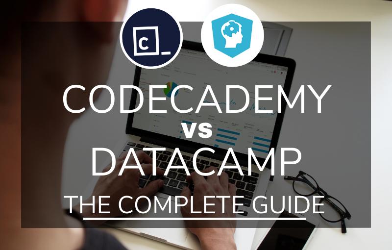 Codecademy Versus Datacamp