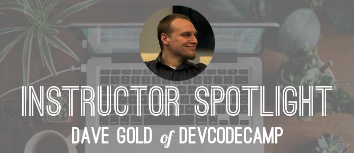 instructor-spotlight-dave-dev-codecamp-header