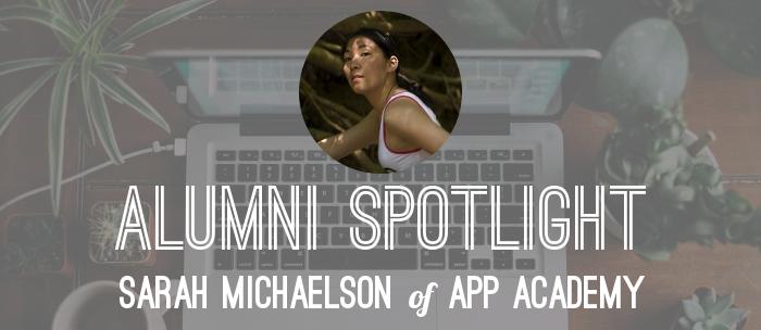 student-spotlight-sarah-app-academy
