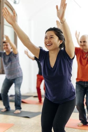 students-doing-yoga-irohack